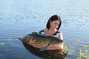 19,8 kg - łowisko Kormoran