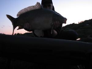 07.05 - Napoleon 6,80 kg, godz. 20.30