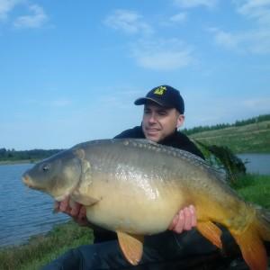 08.05 - Hannibal 10,80 kg - godz 16.15